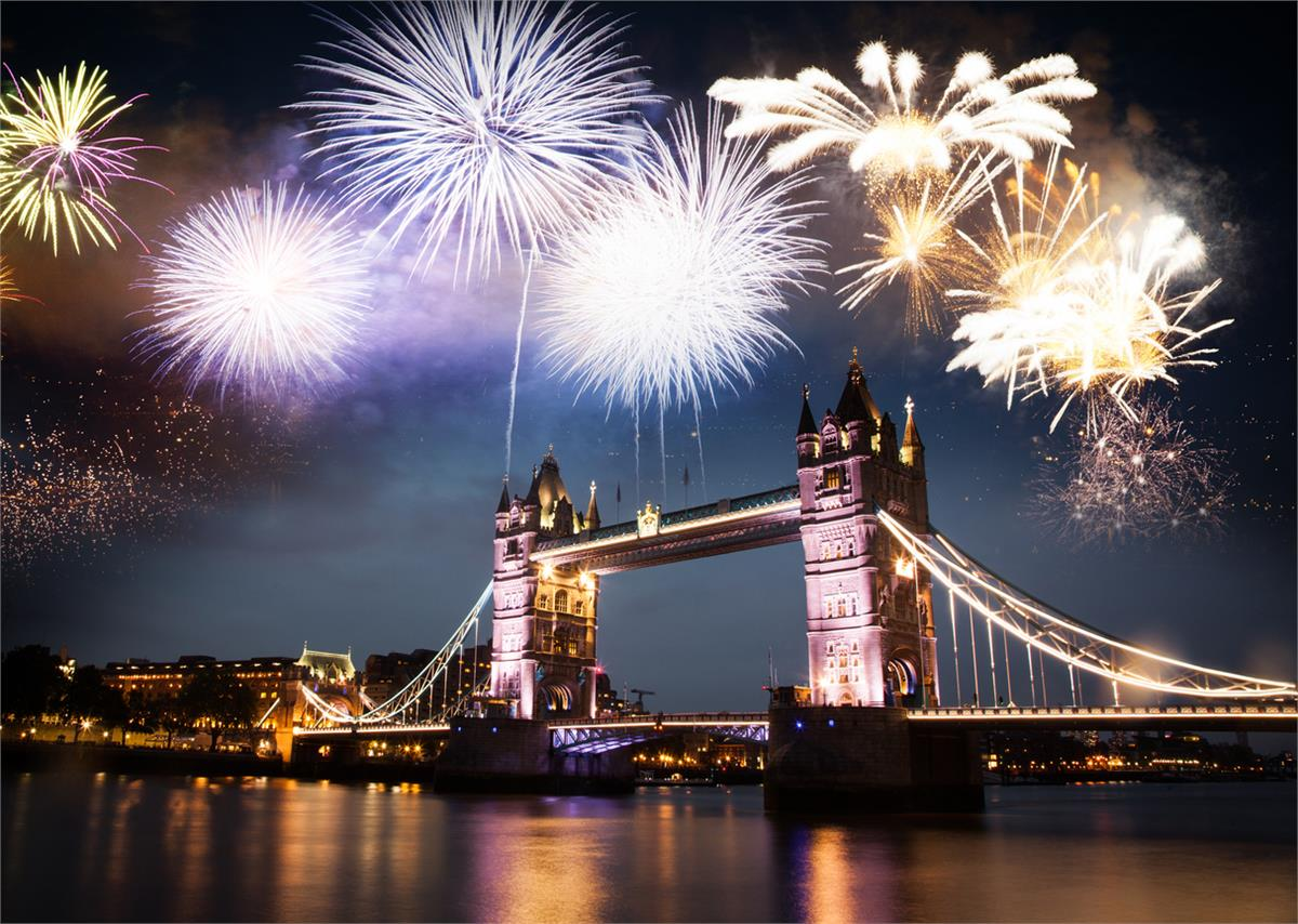 Silvester in London | England